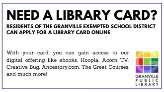 Library Card Registration